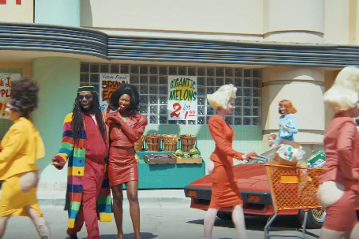 "DRAM's New ""Gilligan"" Video Featuring A$AP Rocky and Juicy J Is All About the Ass"
