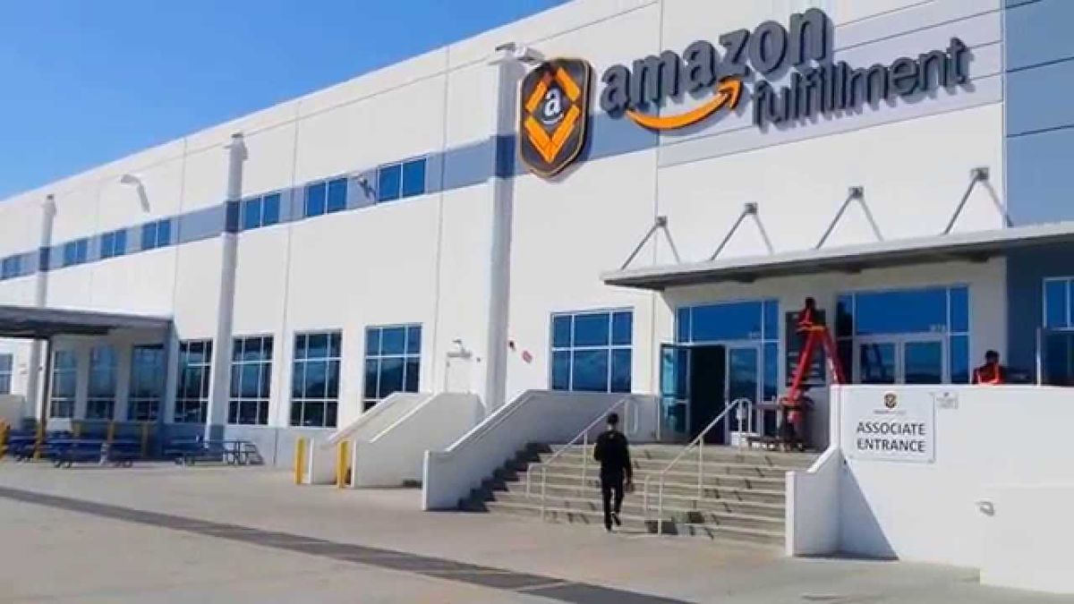 Amazon is Taking Over the World