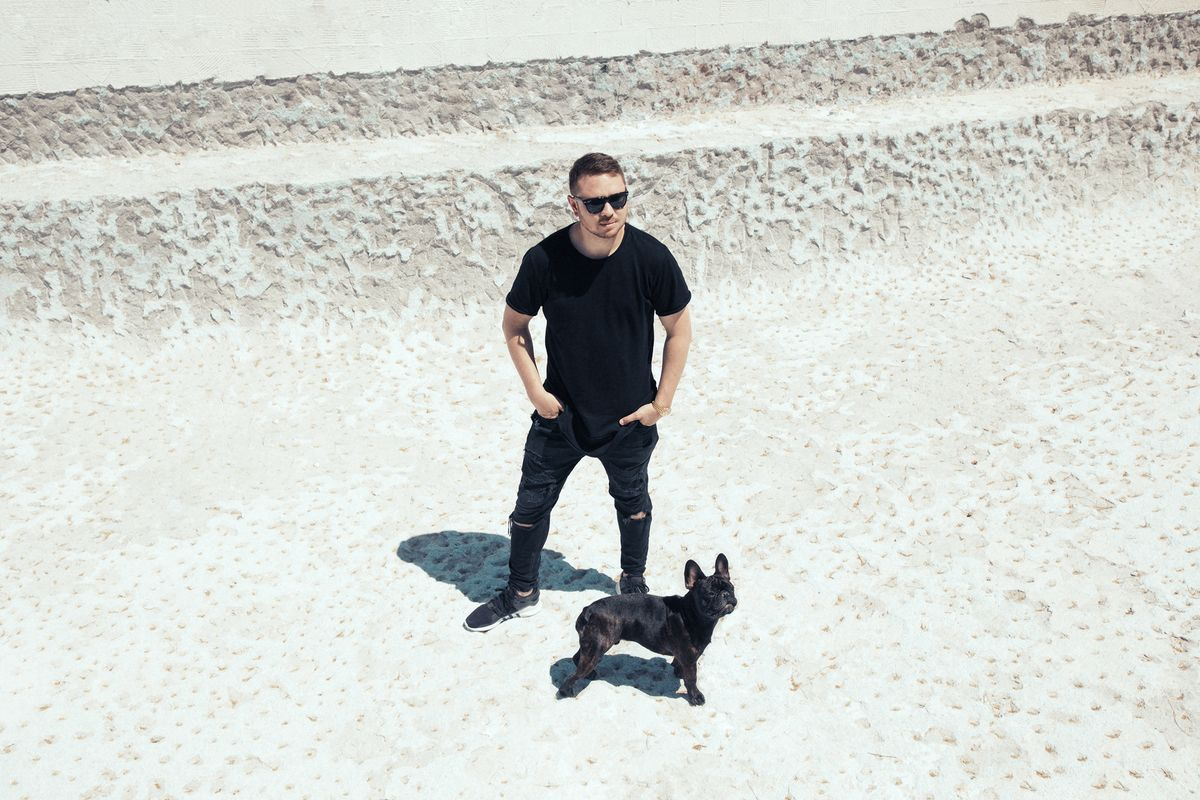 Borgeous Keeps Experimenting