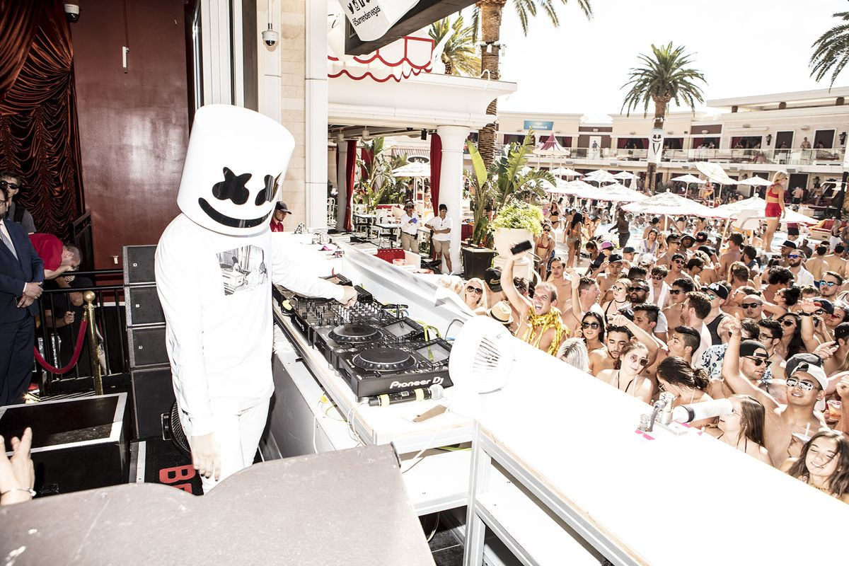 Marshmello Brings Sweet Relief