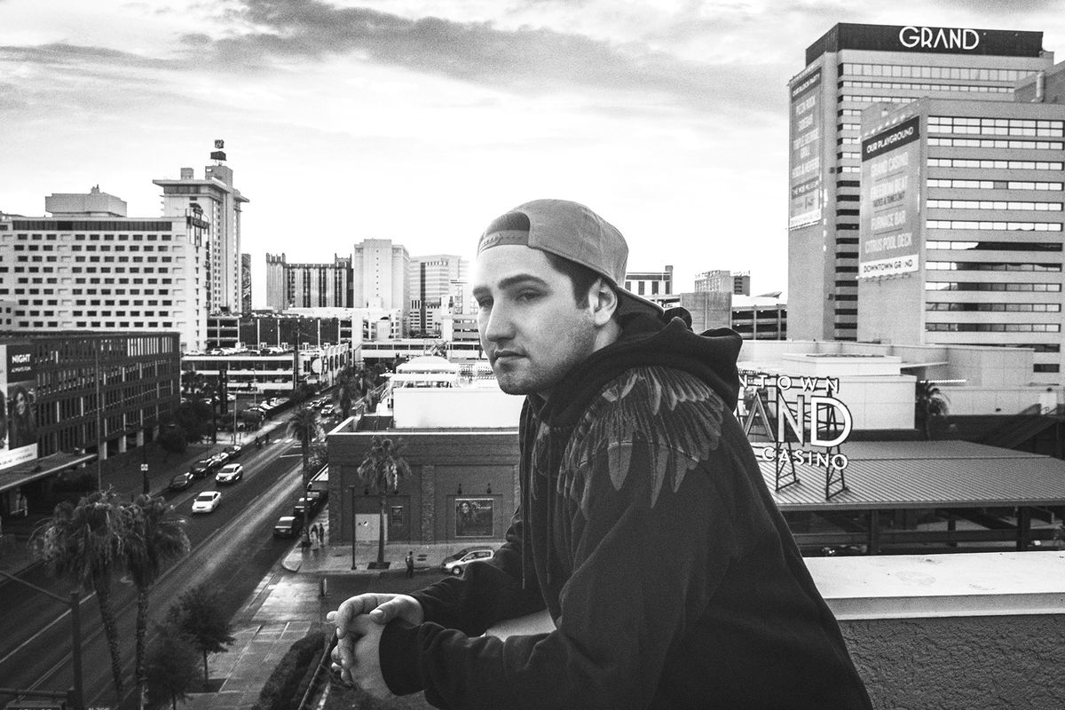 Jauz Won't Stop Until He's Made His Mark