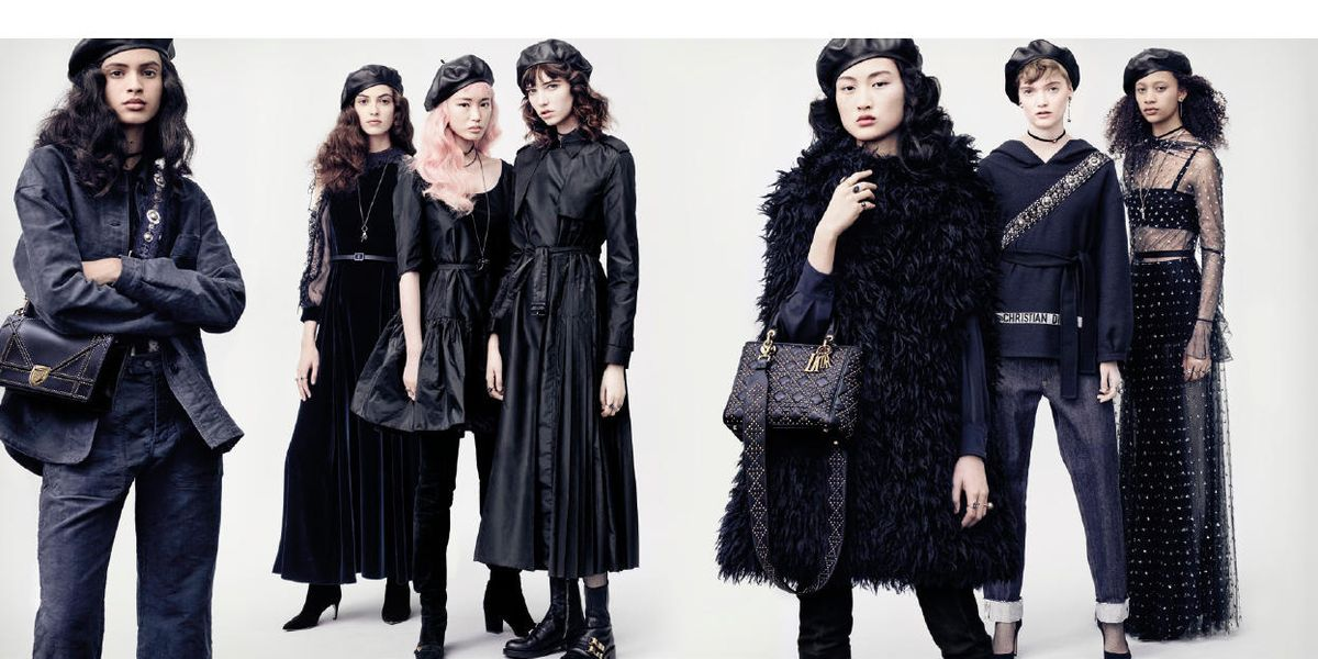 Fall Fashion Advertising More Diverse Than Runways For the First Time Ever