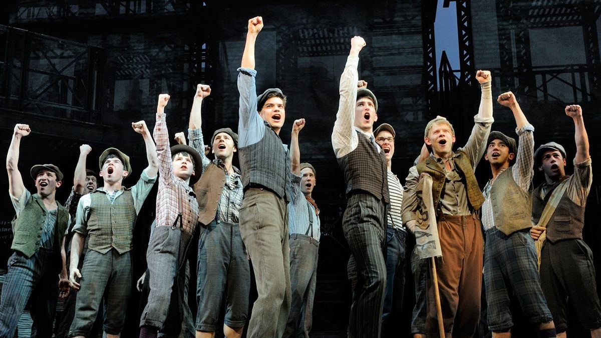 If College Majors Were Musicals