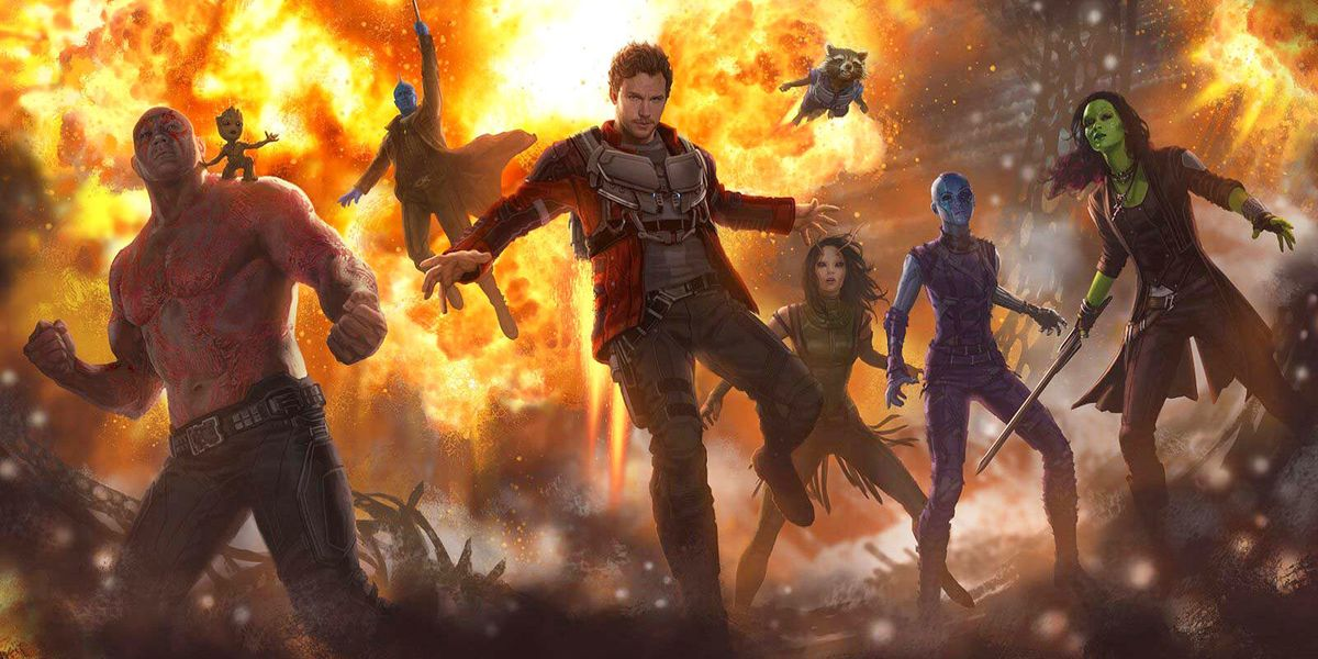 "A Scifi Amateur's Review of ""Guardians of the Galaxy Vol. 2"""