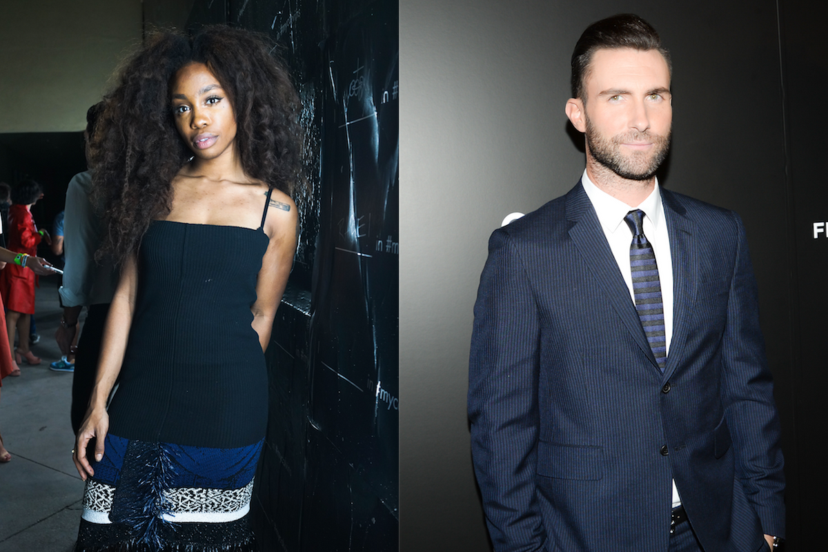 SZA Lends Her Angelic Vocals to New Maroon 5 Song 'What Lovers Do'