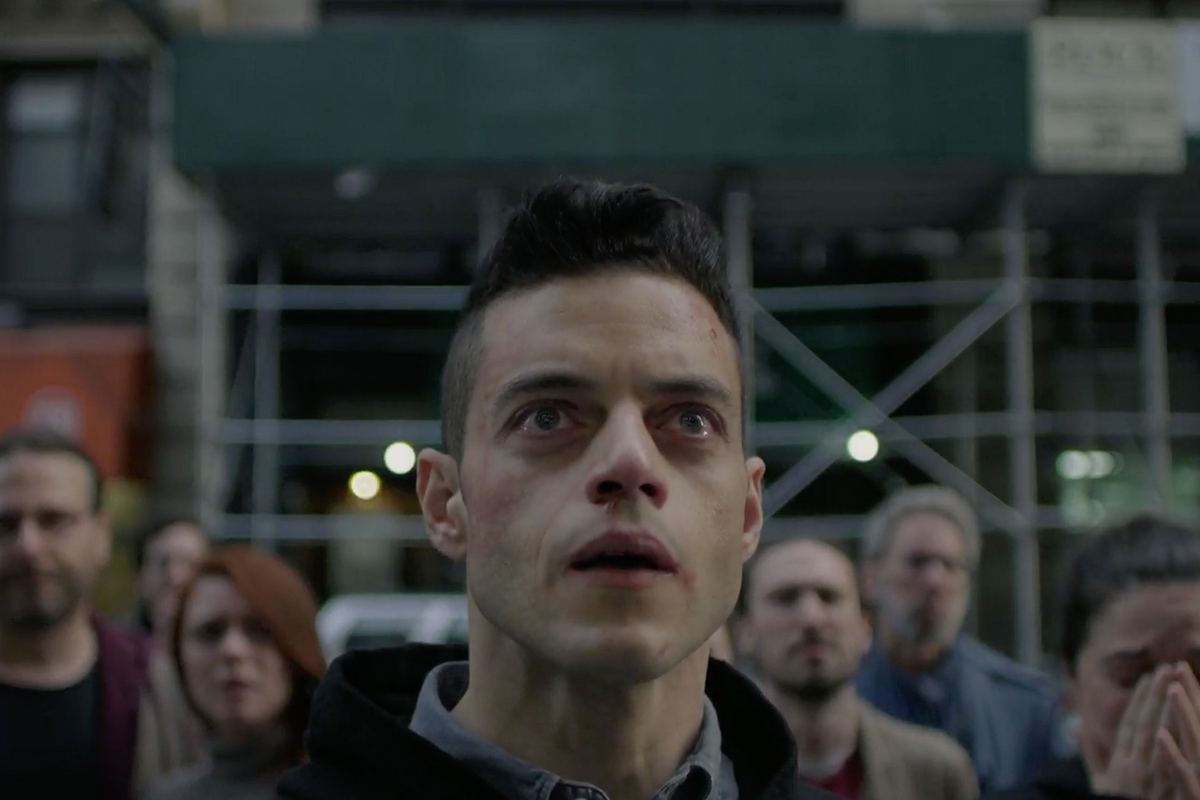 This New Mr. Robot Trailer Will Leave You Shook