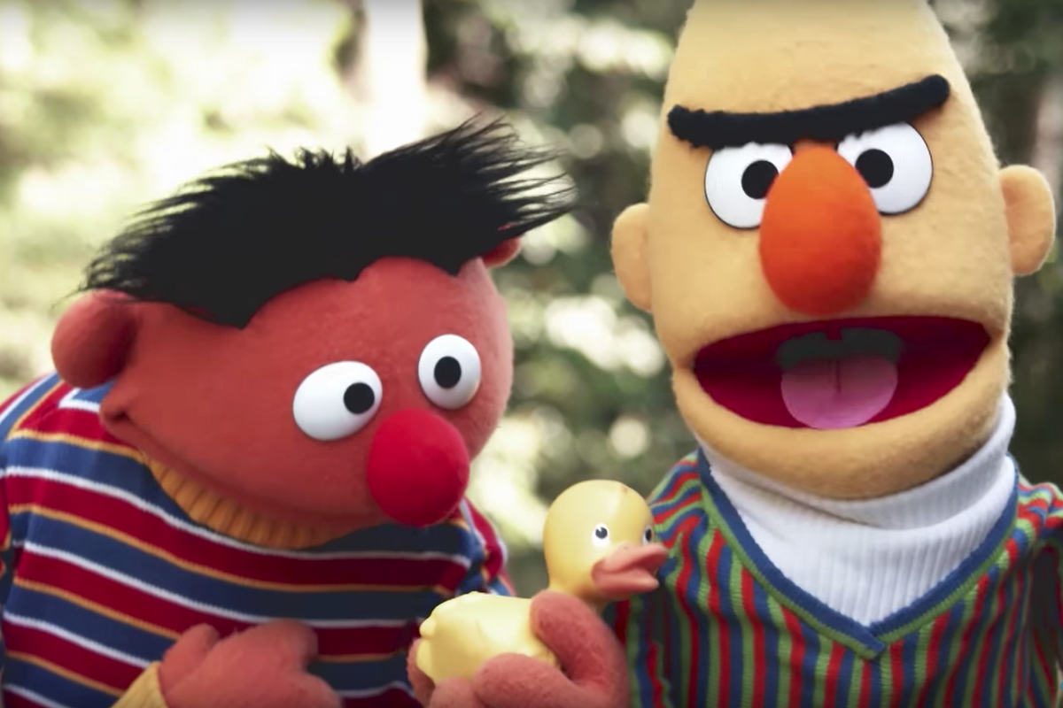 Nothing Can Beat Sesame Street's Parody of 'Despacito'