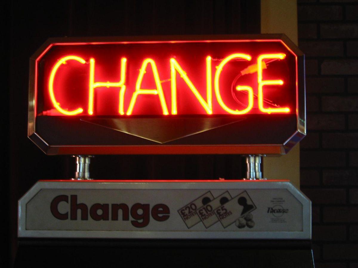 I've Changed, That's Okay.