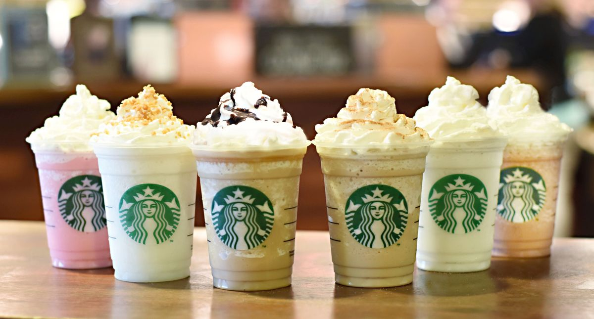 10 Unique Starbucks Frappuccinos From Around The Globe