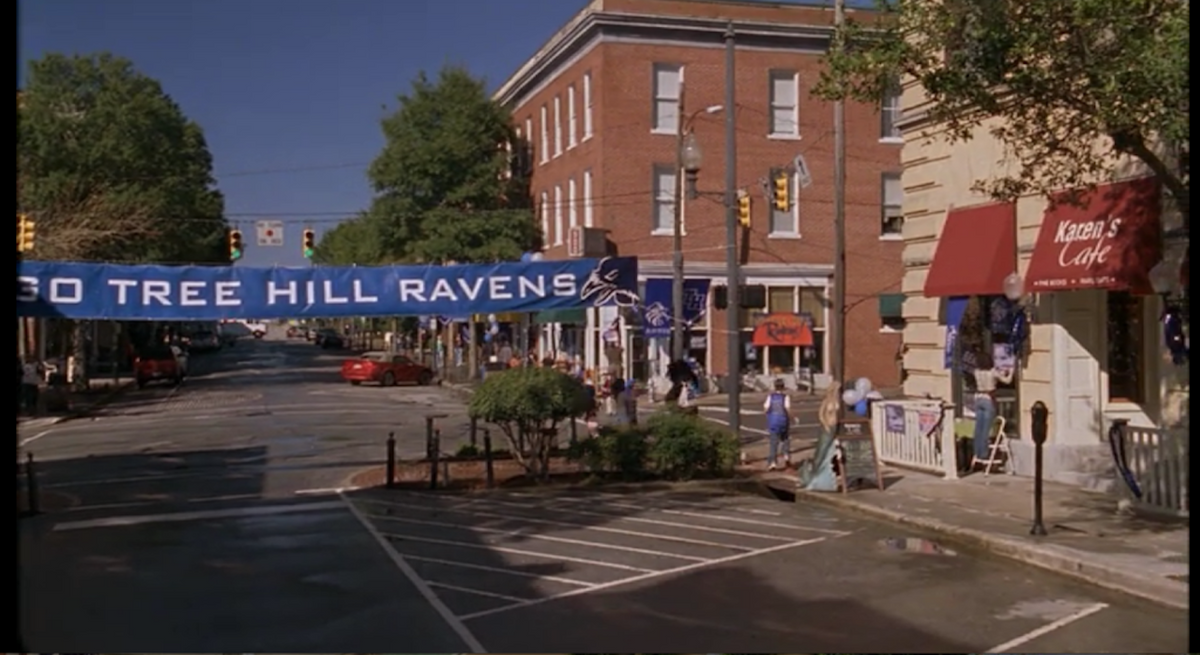 23 Wilmington Locations All 'One Tree Hill' Fans Must Visit