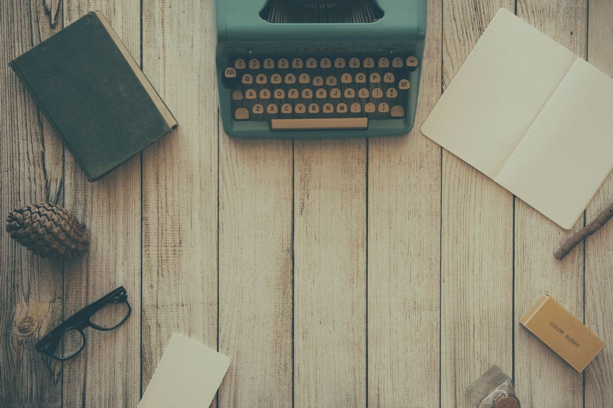 5 Reasons You Should Start Writing
