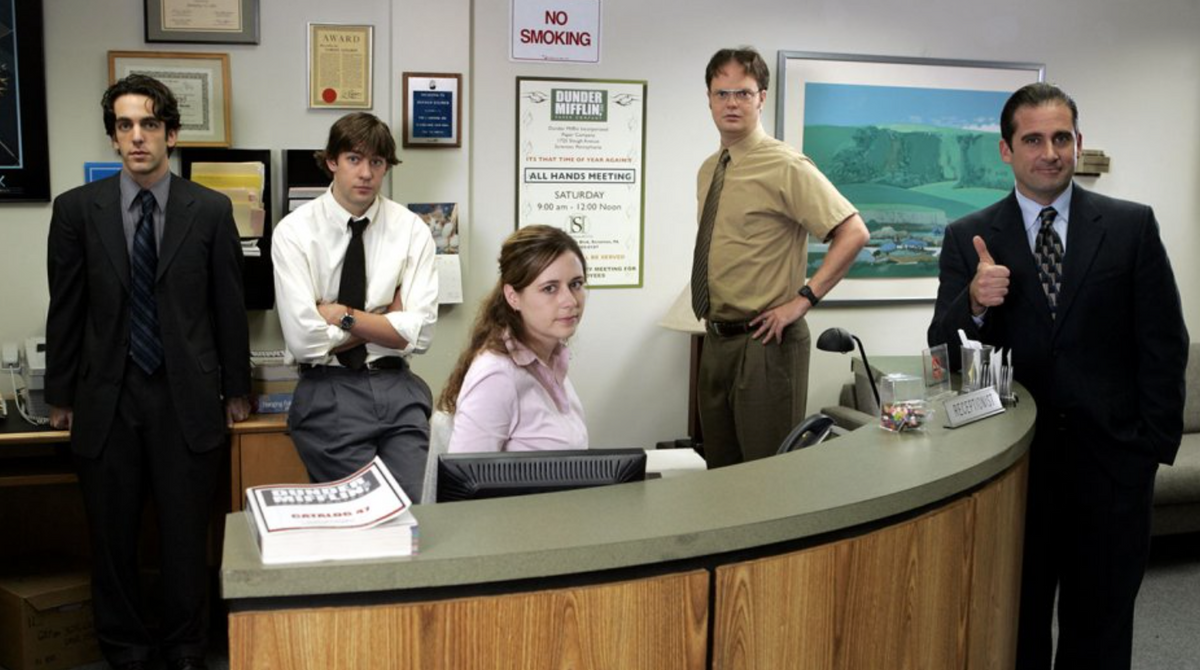 """7 Days Of The Work Week As Told By """"The Office"""""""