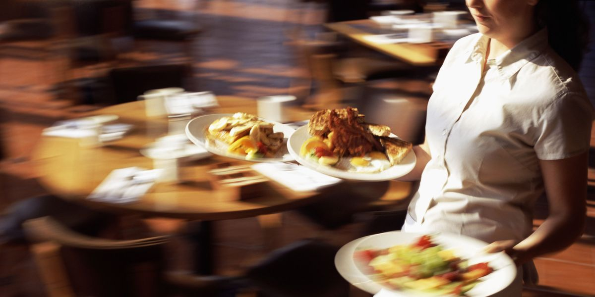 Five Things I Learned Waitressing