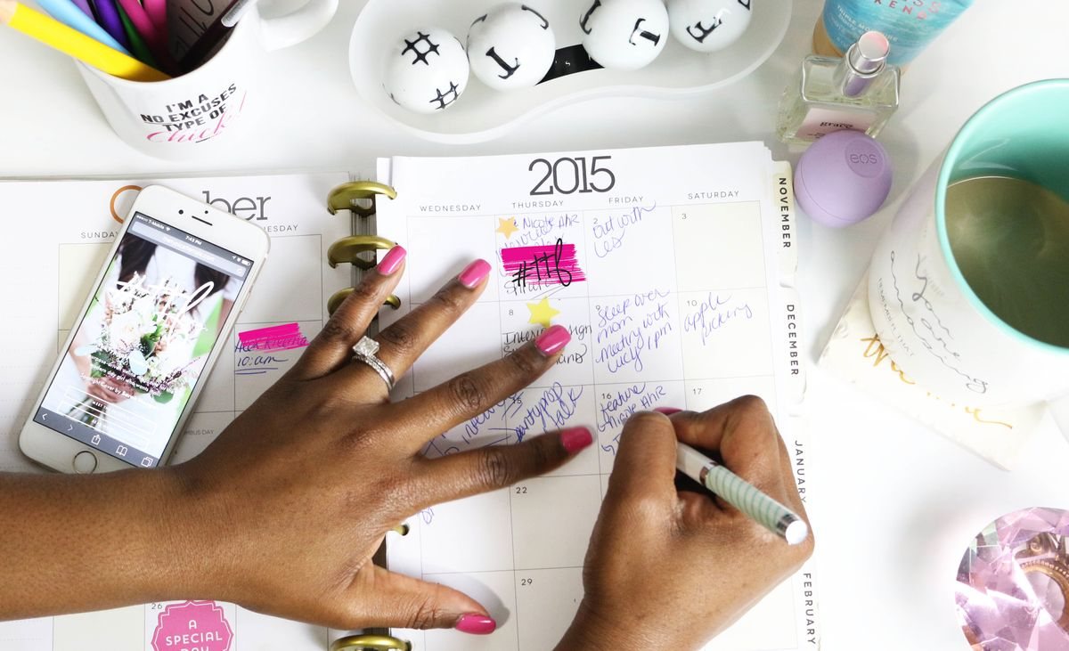 5 Tips And Tricks For The Planner Junkie