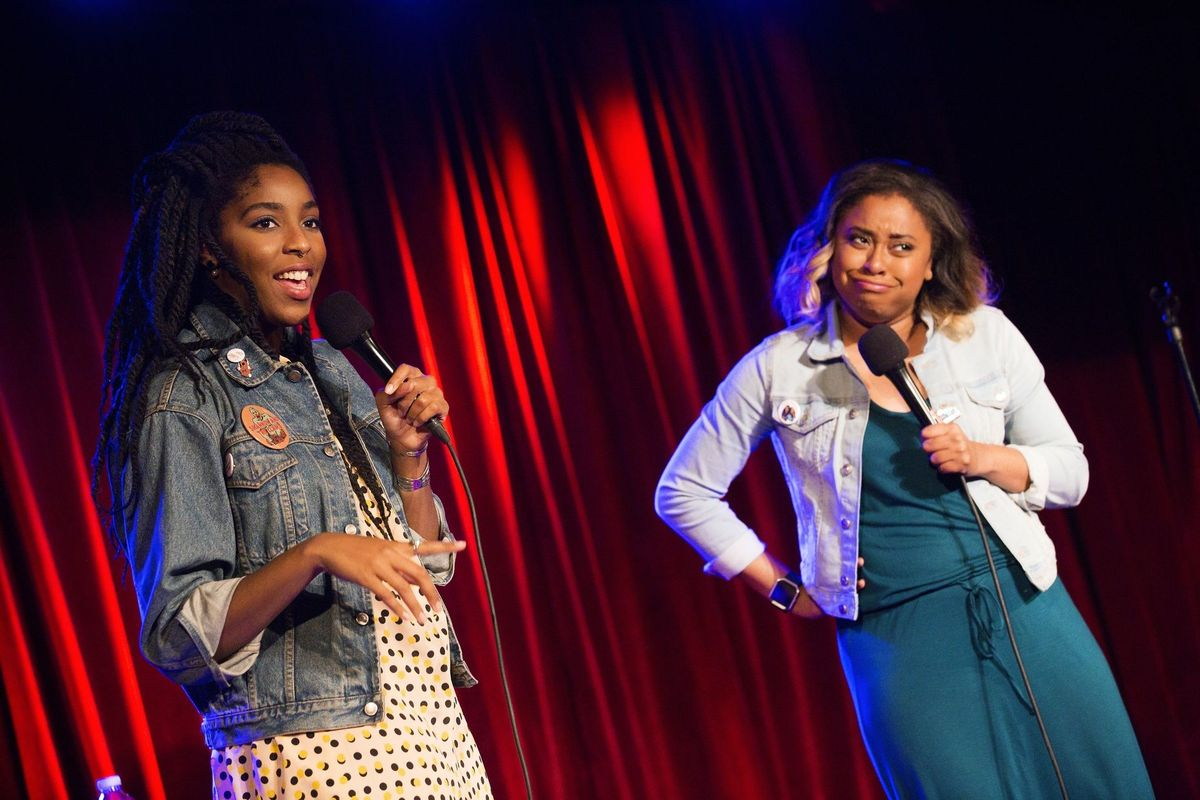 14 Queer Female Comedians You Need To Follow