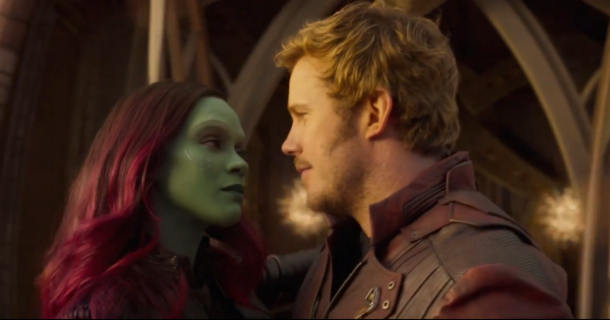'Guardians of the Galaxy Vol. 2': Marvel's Strongest Romantic Subplot to Date