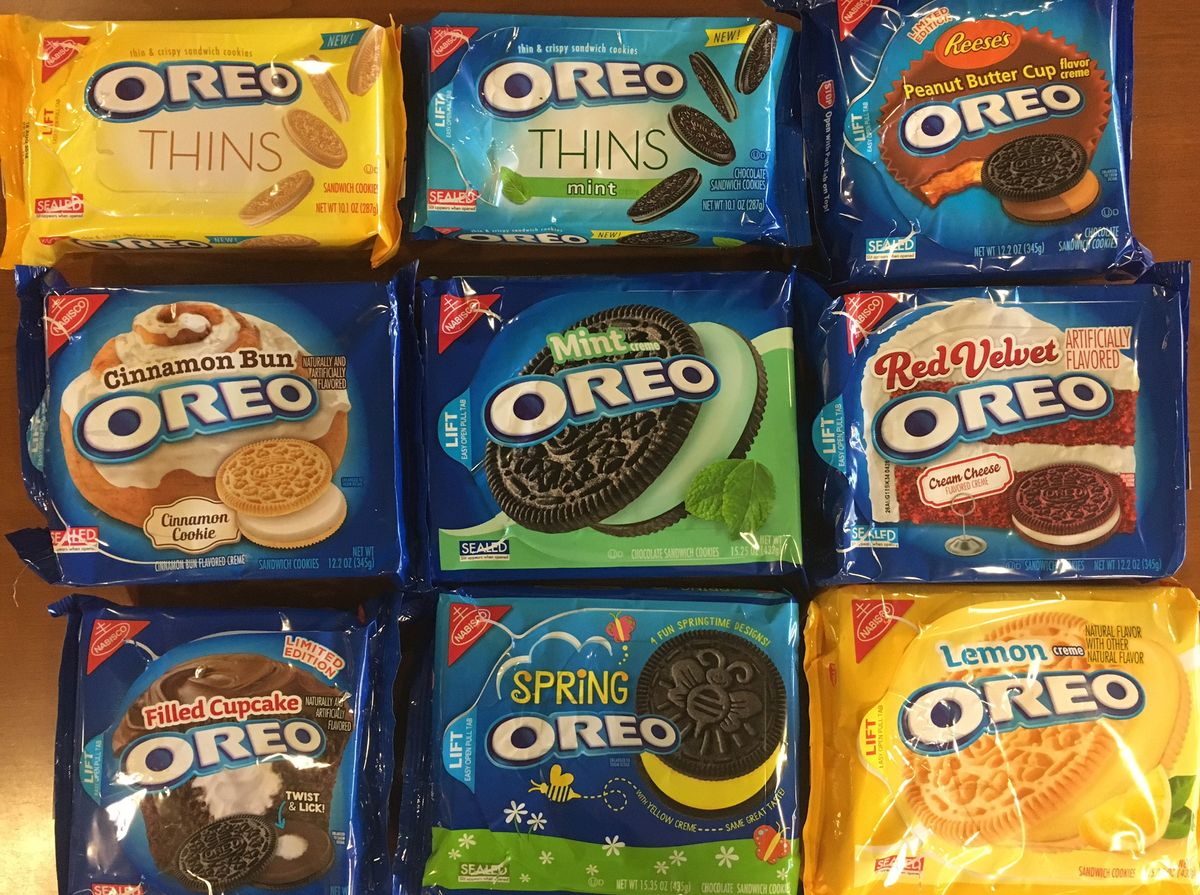 You Can Finally Create Your Own Oreo Flavor