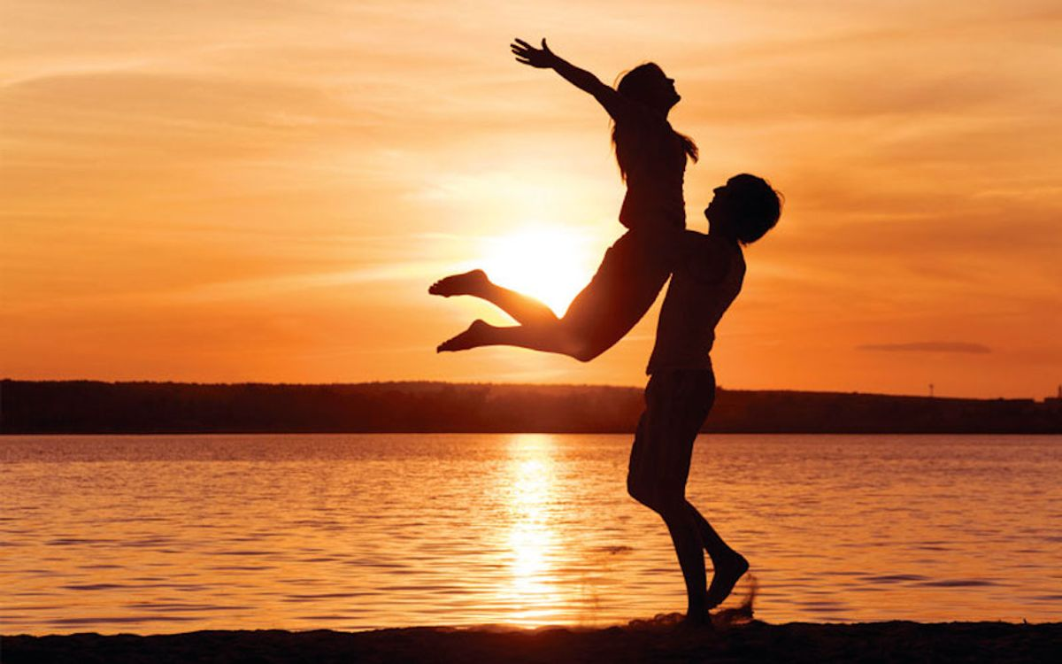 Why You Should Still Believe In Love