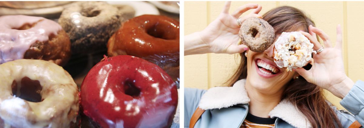 11 Health Benefits Of Donuts You Probably Didn't Know