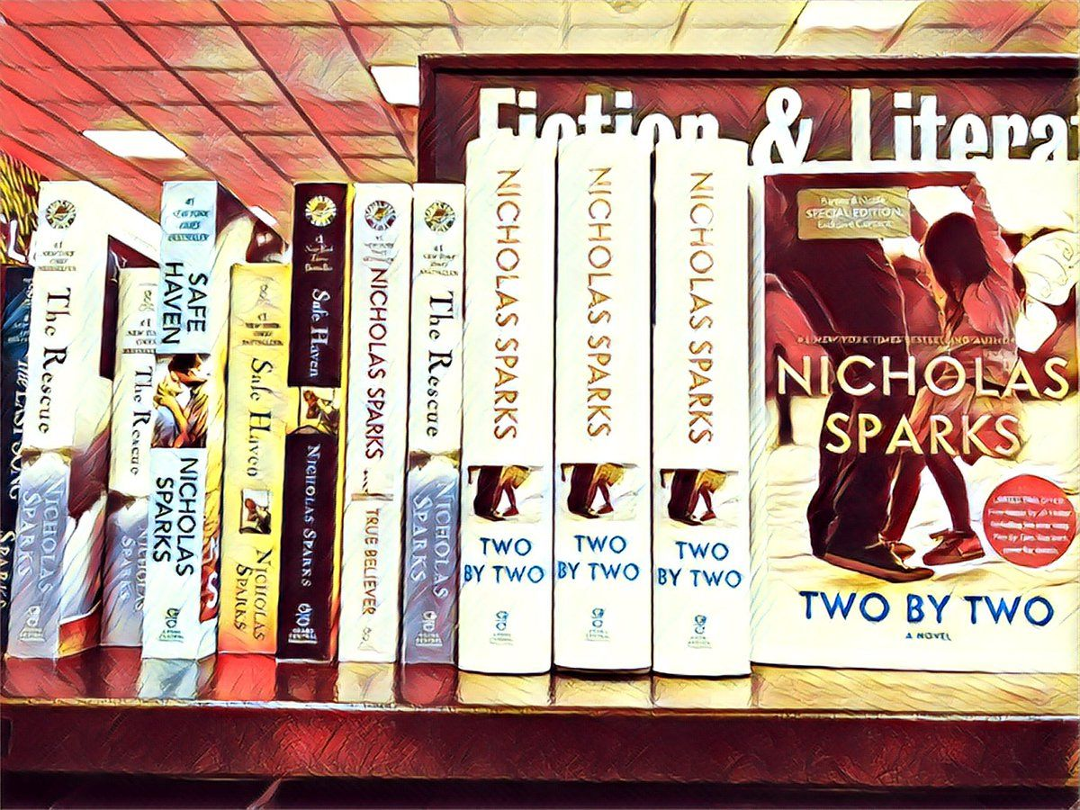 The 5 Most Underrated Nicholas Sparks Books