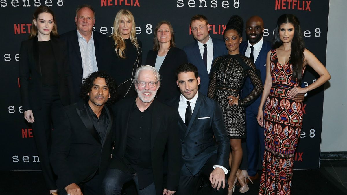 """Why """"Sense 8"""" Could Be One Of The Best Netflix Originals"""