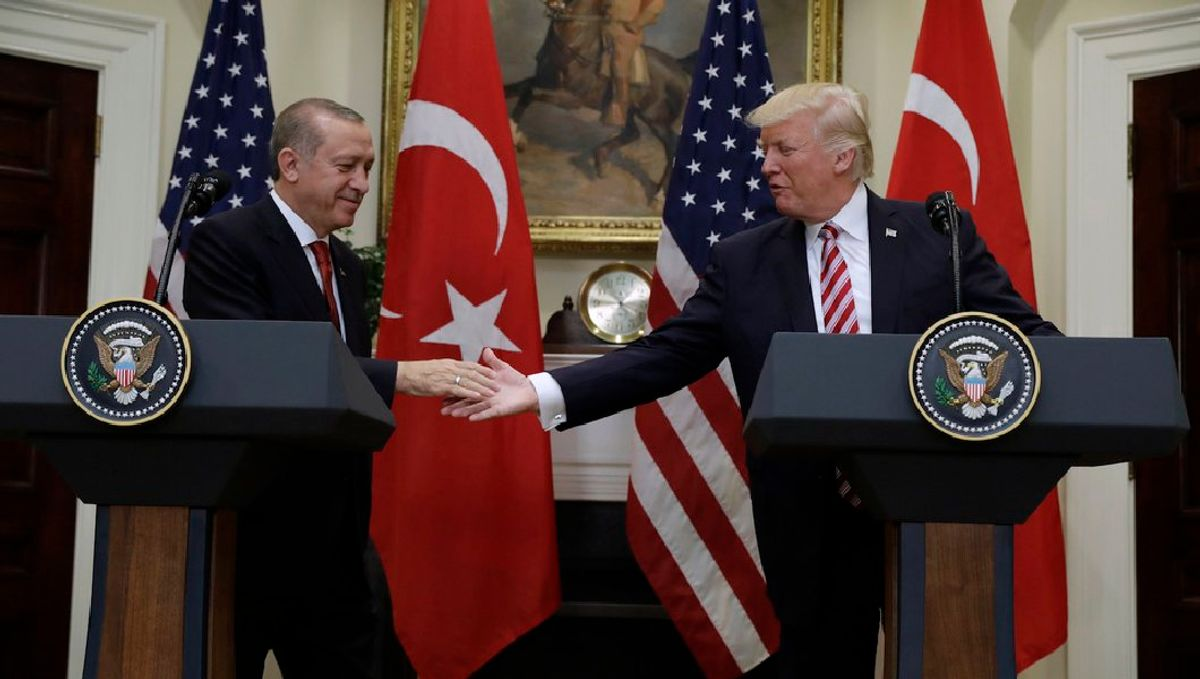 Why We Should Be Talking About The Attacks On American Citizens At The Turkish Embassy