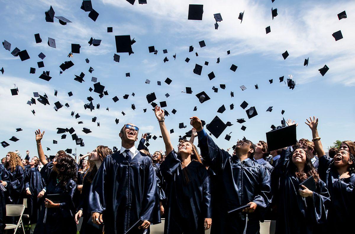 To The Graduating High School Senior