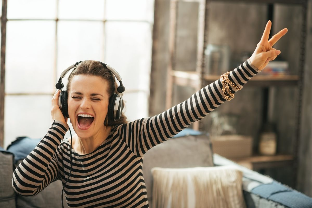 7 Upbeat Songs For Stress Relief