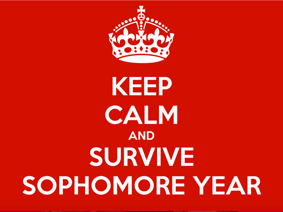 An Ode to Sophomore Year