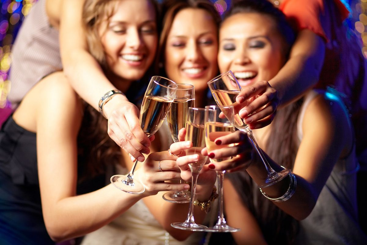Why Every Girl Deserves a GNO
