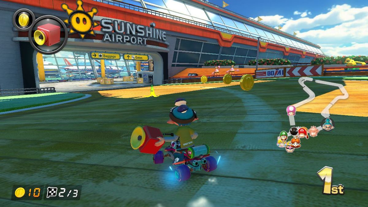 The 8 Most Frustrating Tracks In Mario Kart 8 Deluxe