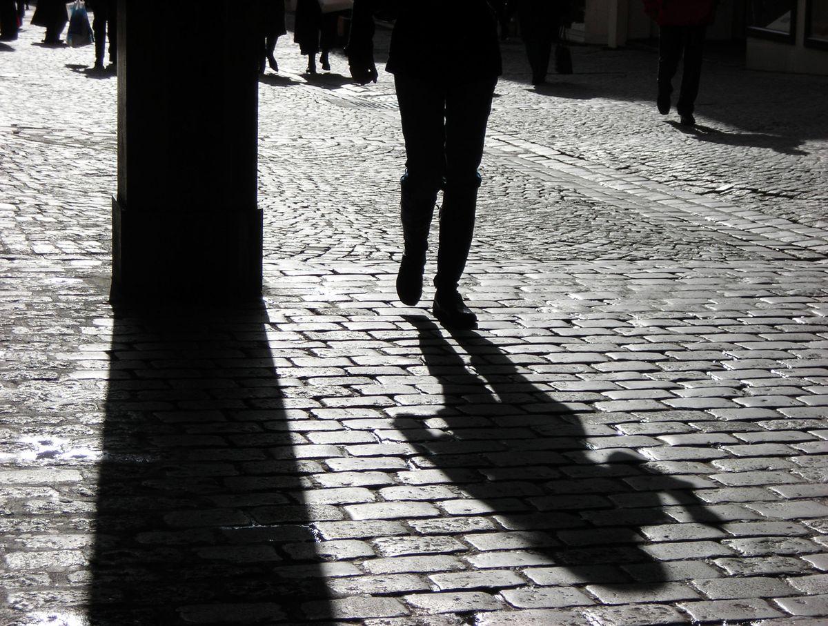 A Crush is like a Shadow