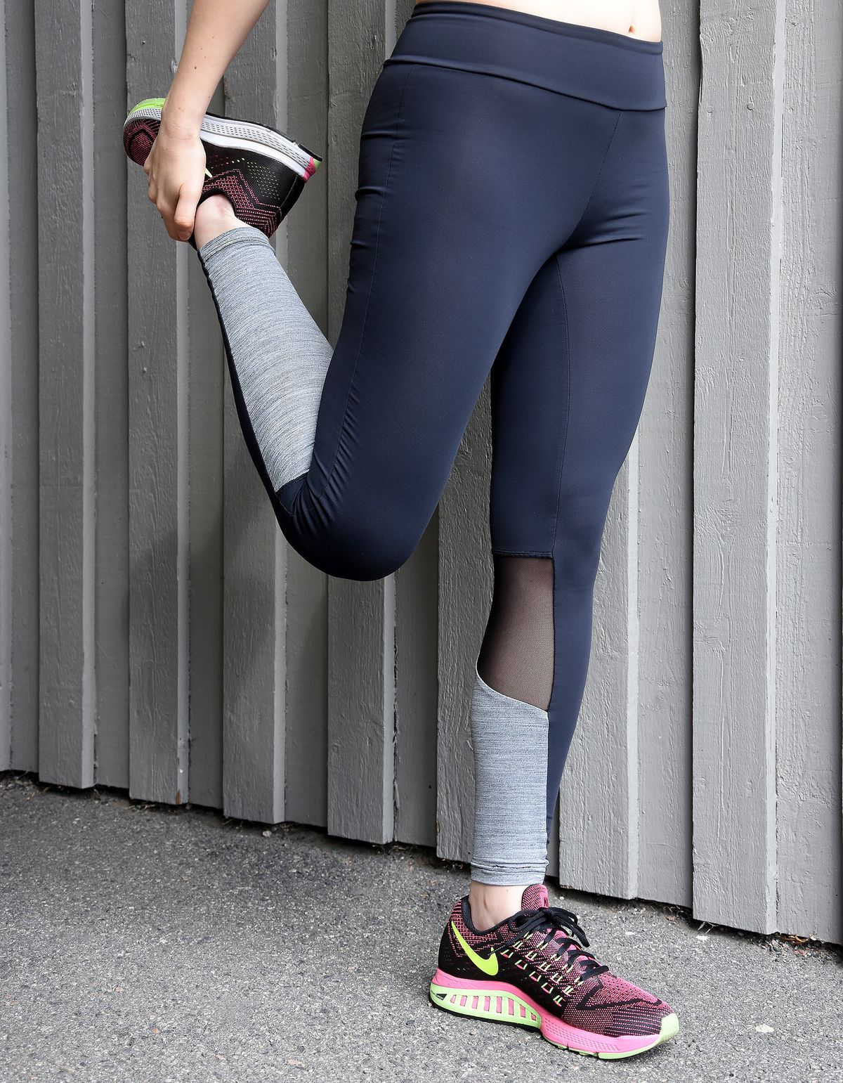 Ladies, Wear What You Want--Even If It Is Nike Shorts AND Leggings