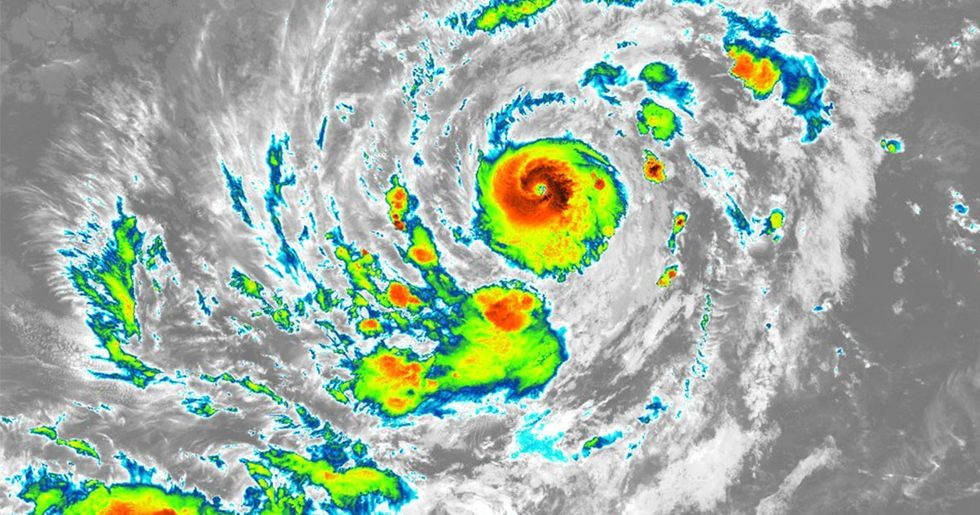Most Powerful Storm Ever Recorded Over Atlantic: Hurricane Irma Hurtles Through Caribbean