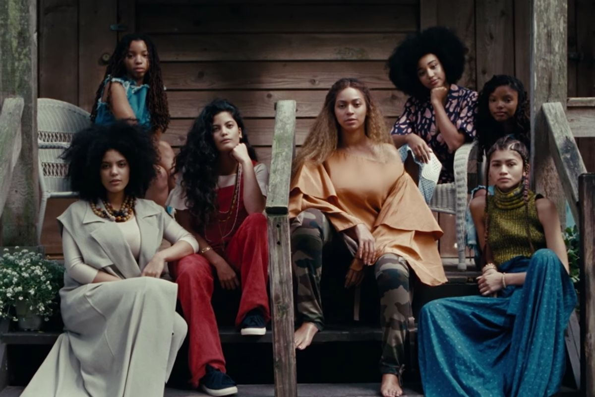 A Message from my Black Sisters and I