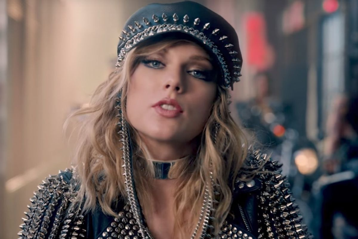 Dear Taylor, No One 'Made You' Do Anything