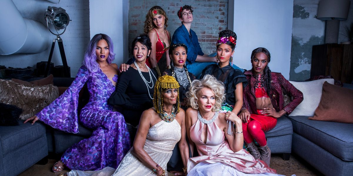 Watch Legendary Trans Models Inspire the Next Generation in 'Made to Model'