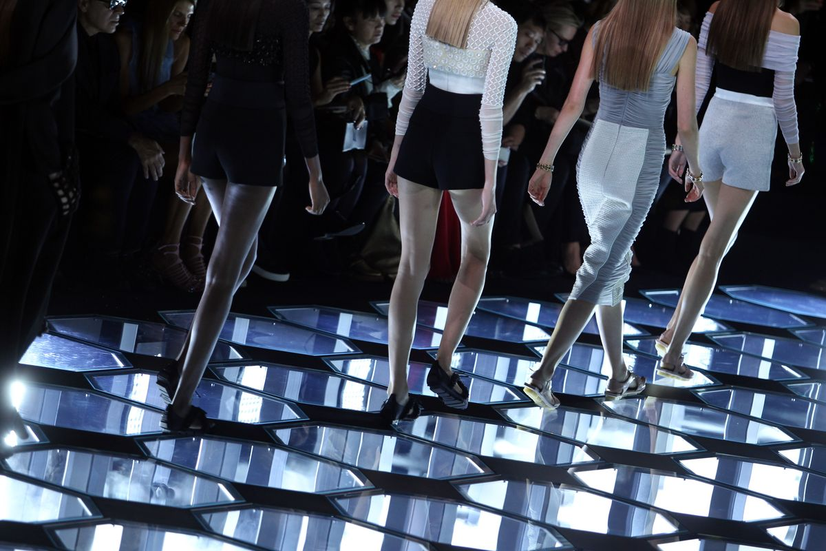Two Major Fashion Companies Ban Underweight and Underage Models