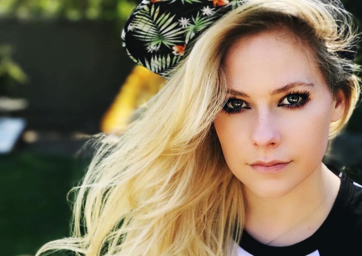 An Open Letter To Melissa Vandella (AKA 'Avril Lavigne')