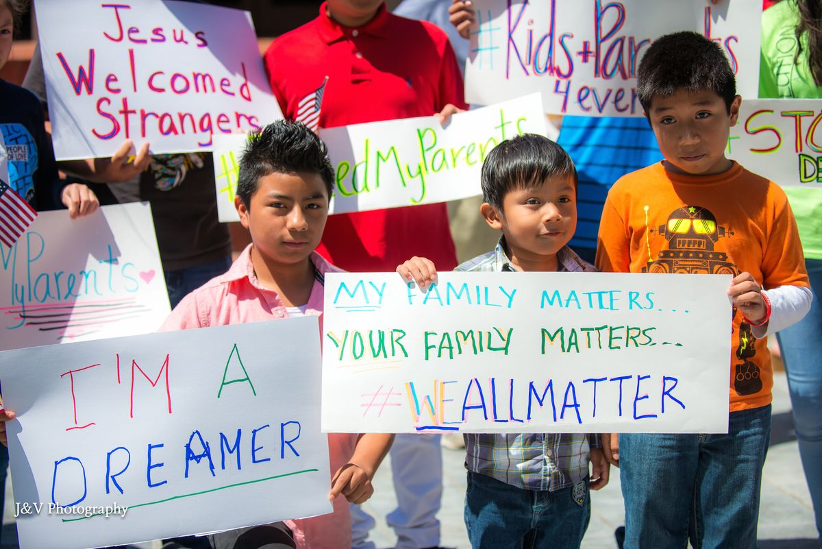 DACA Recipients Speak Out With Fear Of Discrimination