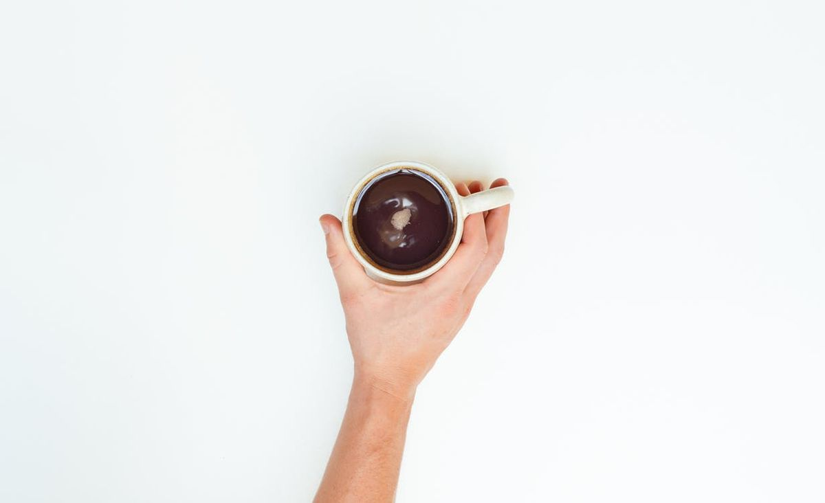 A Thank You Note To Coffee