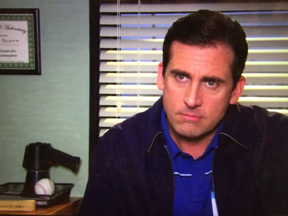 Being The Last Of Your Home Friends To Go Back To College, As Told By Michael Scott