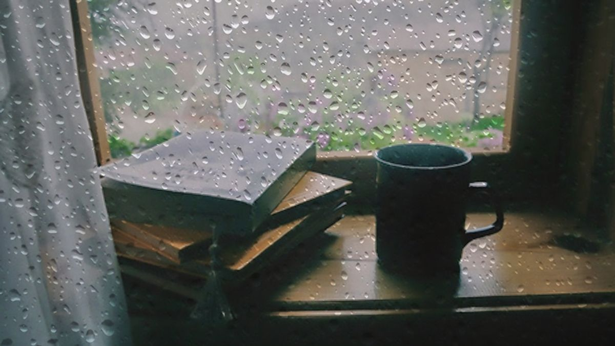 8 Books To Read On A Rainy Day In Spring
