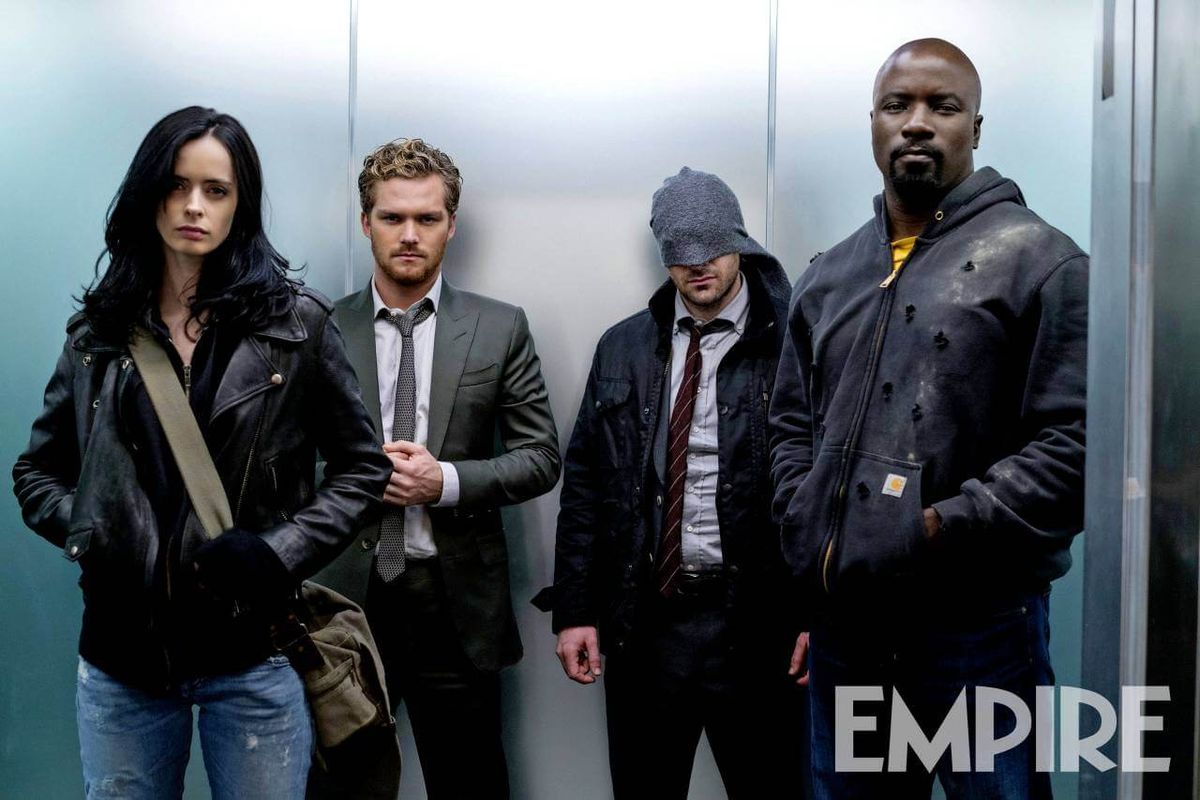 The Darker Side of the MCU: The Defenders
