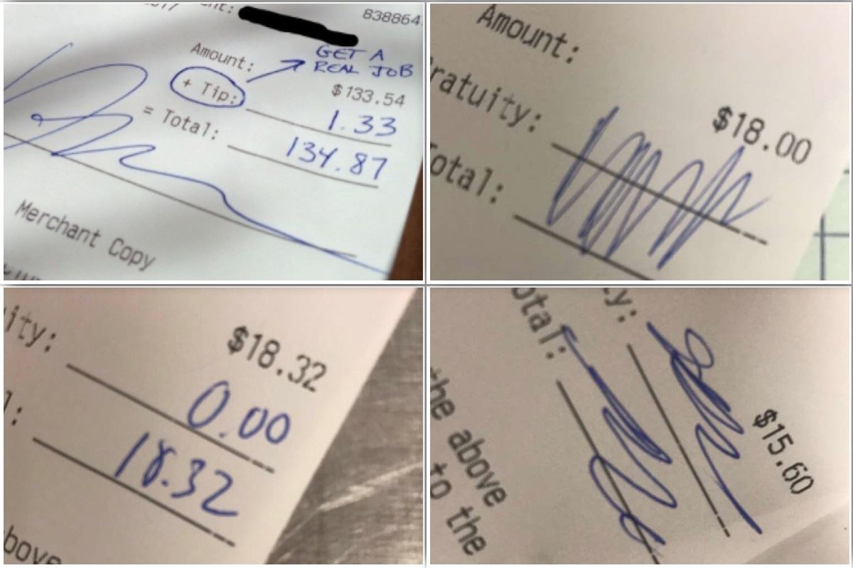 An Open Letter To The People Who Don't Tip Their Servers