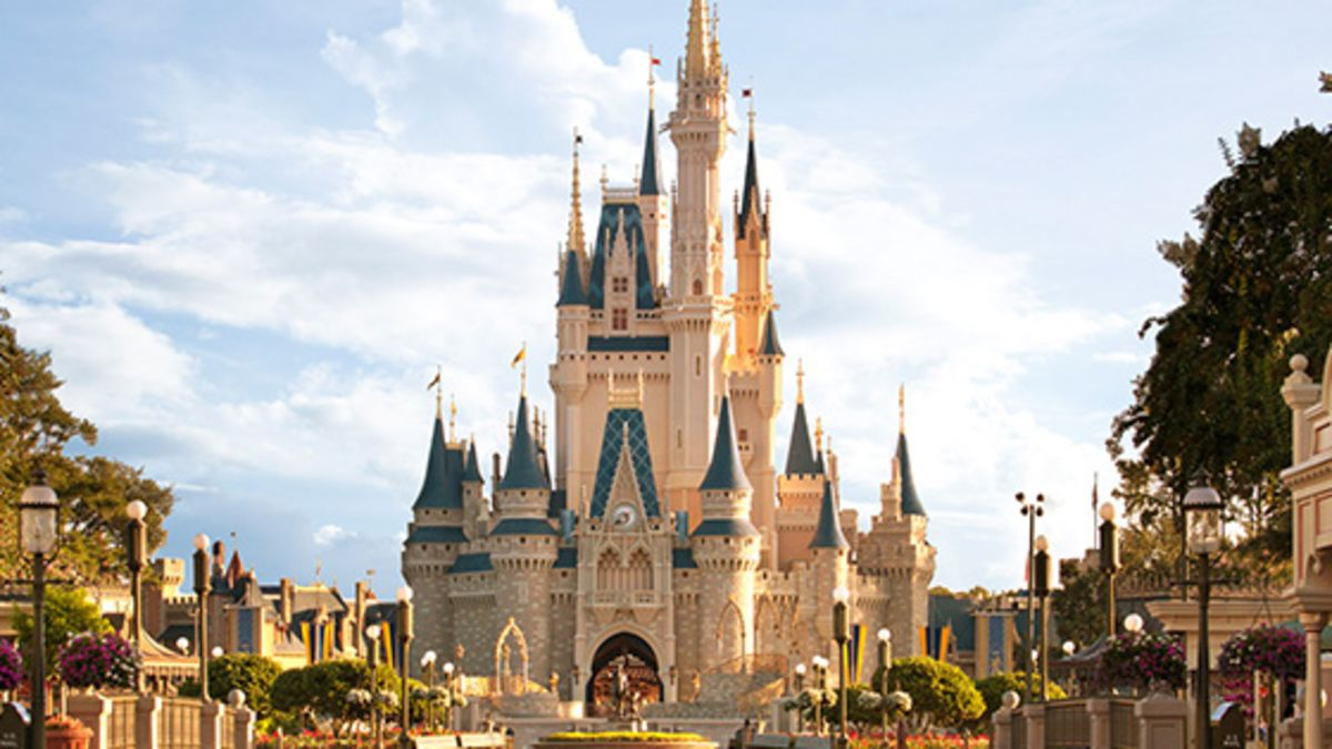 Why Disney World Is My Favorite Place On Earth