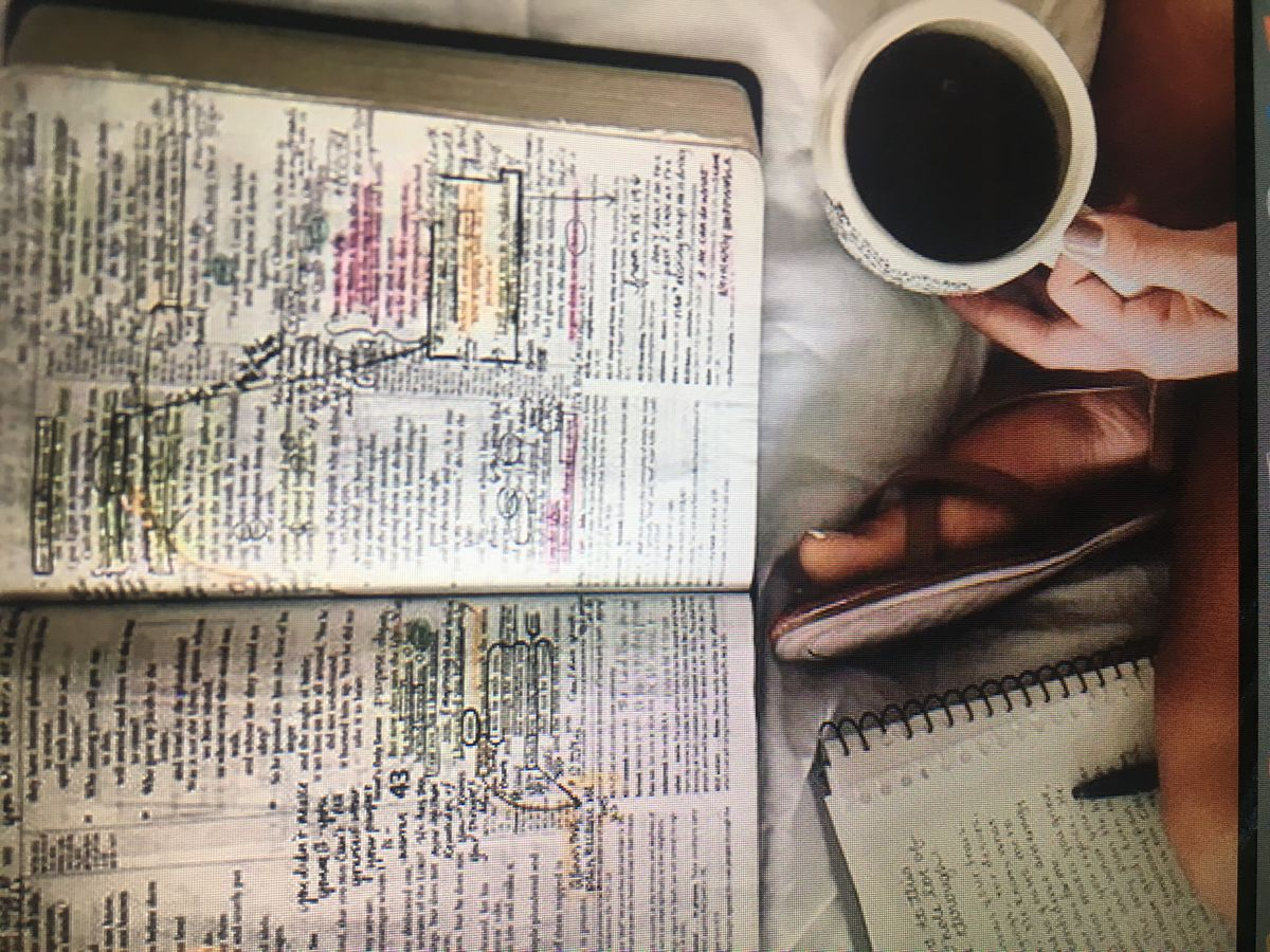11 Bible Verses To Start Your Day With God