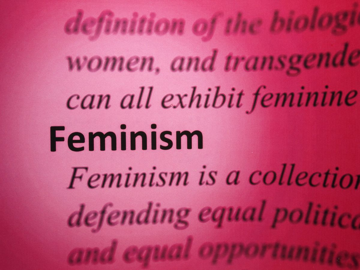 Why My Favorite F-Word Is Feminism