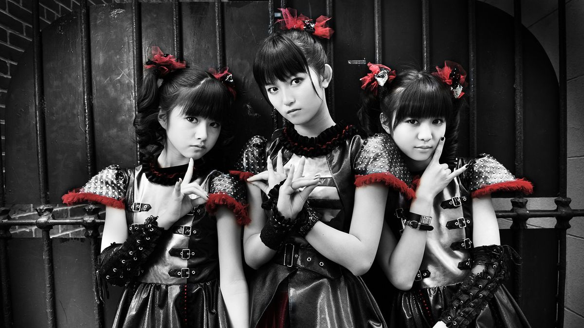 Why Babymetal Will Rock Your World