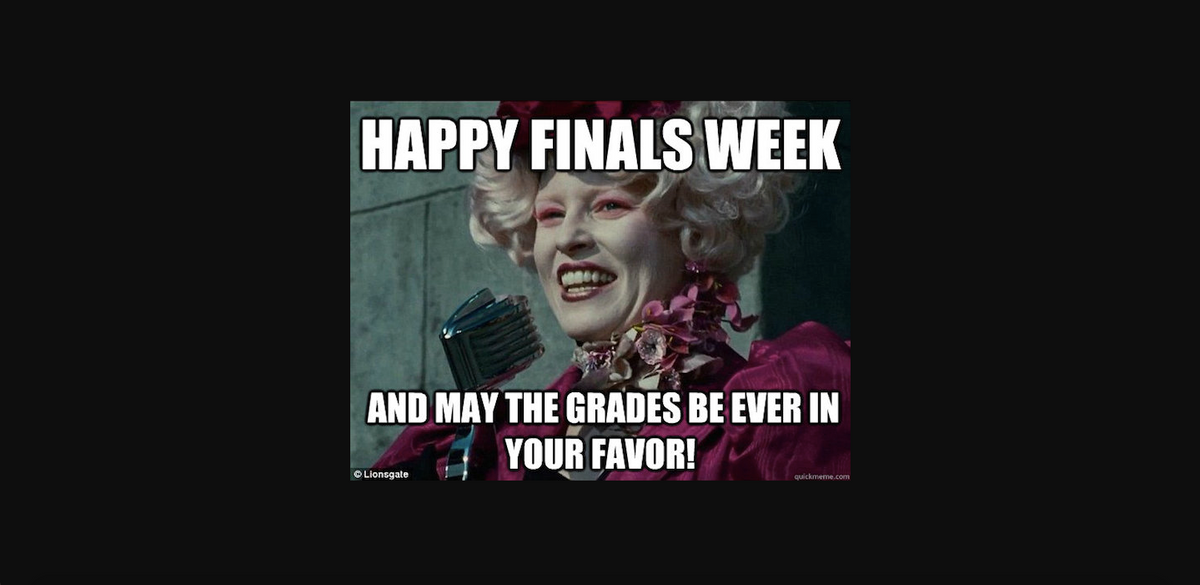 Thoughts Every College Kid Has During Finals